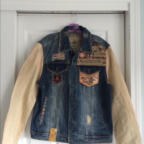 0281c02a winchester Jackets & Coats | Mens Jacket | Poshmark
